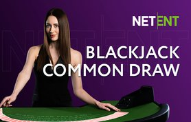 Blackjack Common Draw Netent LR