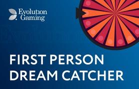 First Person Dream Catcher