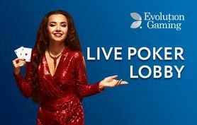 Live Poker Lobby