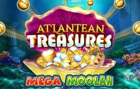 Atlantean Treasures Mega Moolah™