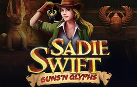 Sadie Swift: Guns 'n Glyphs