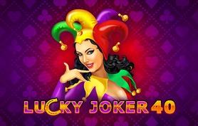 Lucky Joker 40