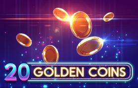 20 Golden Coins