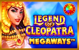 Legend of Cleopatra: Megaways