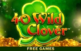40 Wild Clover