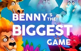 Bennys the Biggest game