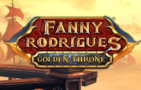 Fanny Rodrigues Golden Throne
