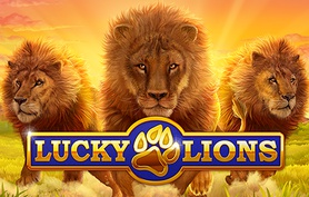 Lucky Lions Wild Life
