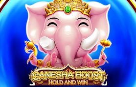 Ganesha Boost: Hold and Win