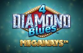 4 Diamond Blues - Megaways