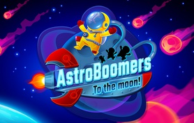 AstroBoomers: To The Moon!