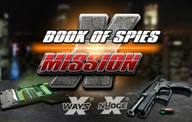 Book Of Spies: Mission X