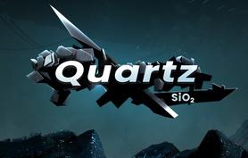 Quartz SiO2