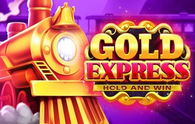 Gold Express: Hold and Win